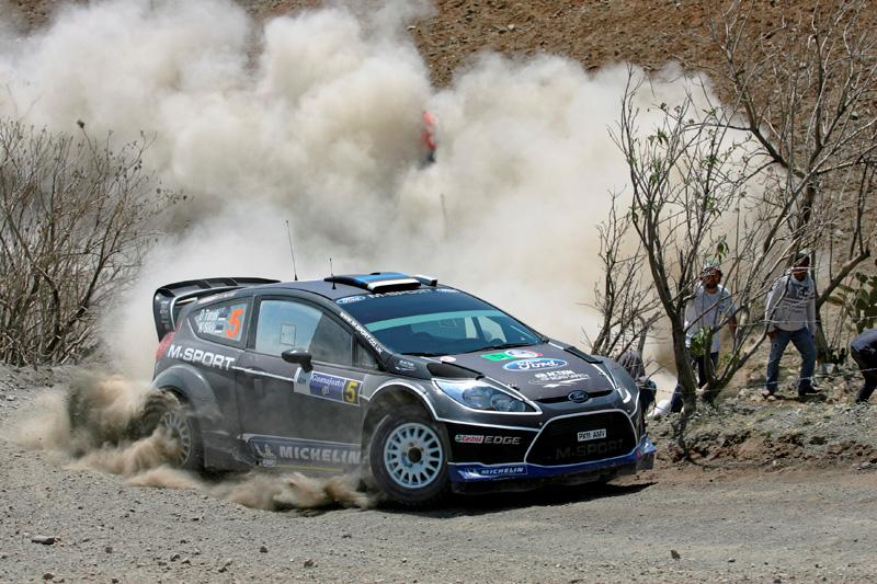 Rallye de México 2013. Previo