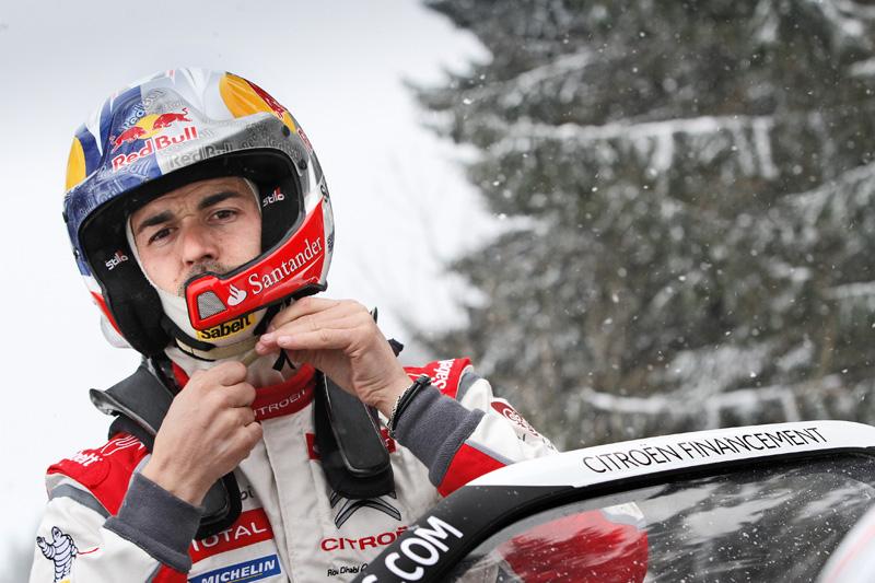 Rallye de Mexico 2013 Dani Sordo