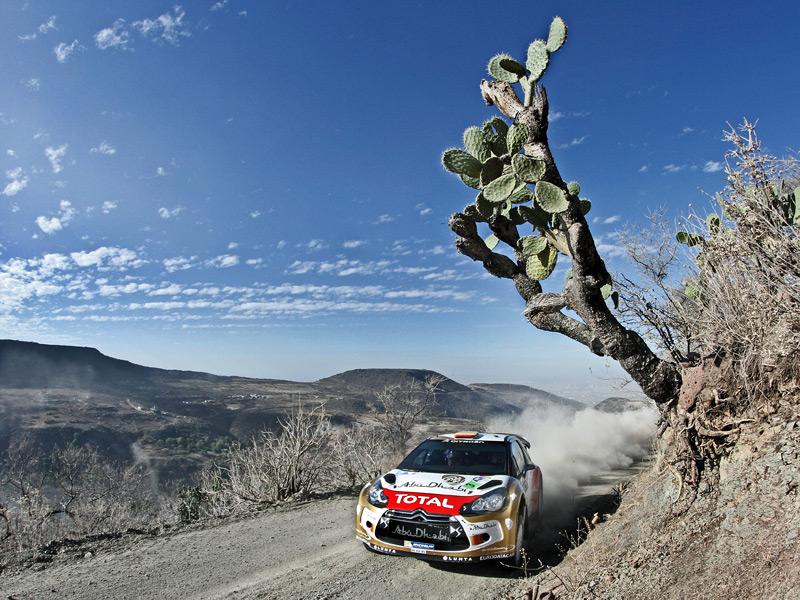 Rallye de México-Jueves