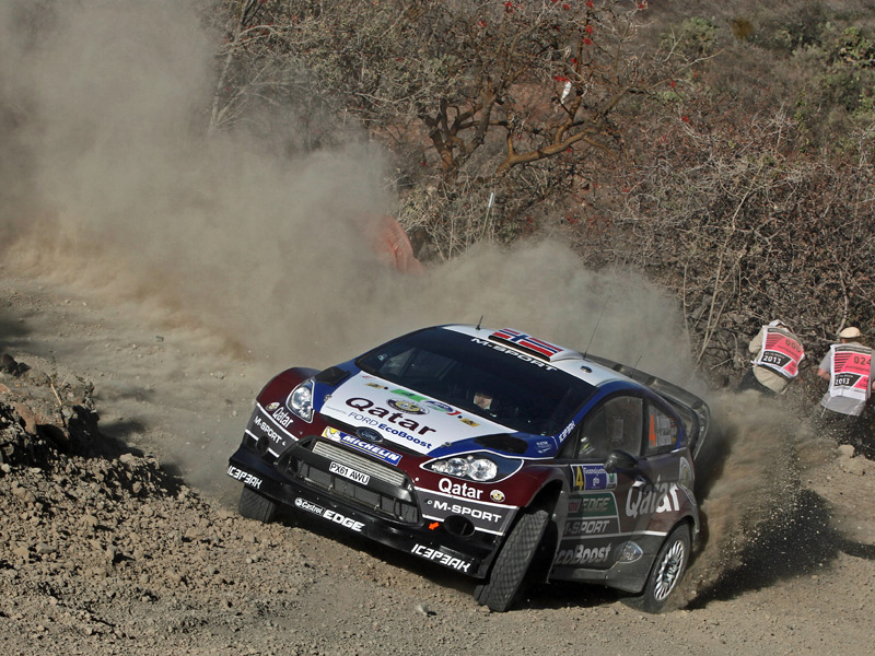 Rallye de México-Jueves2