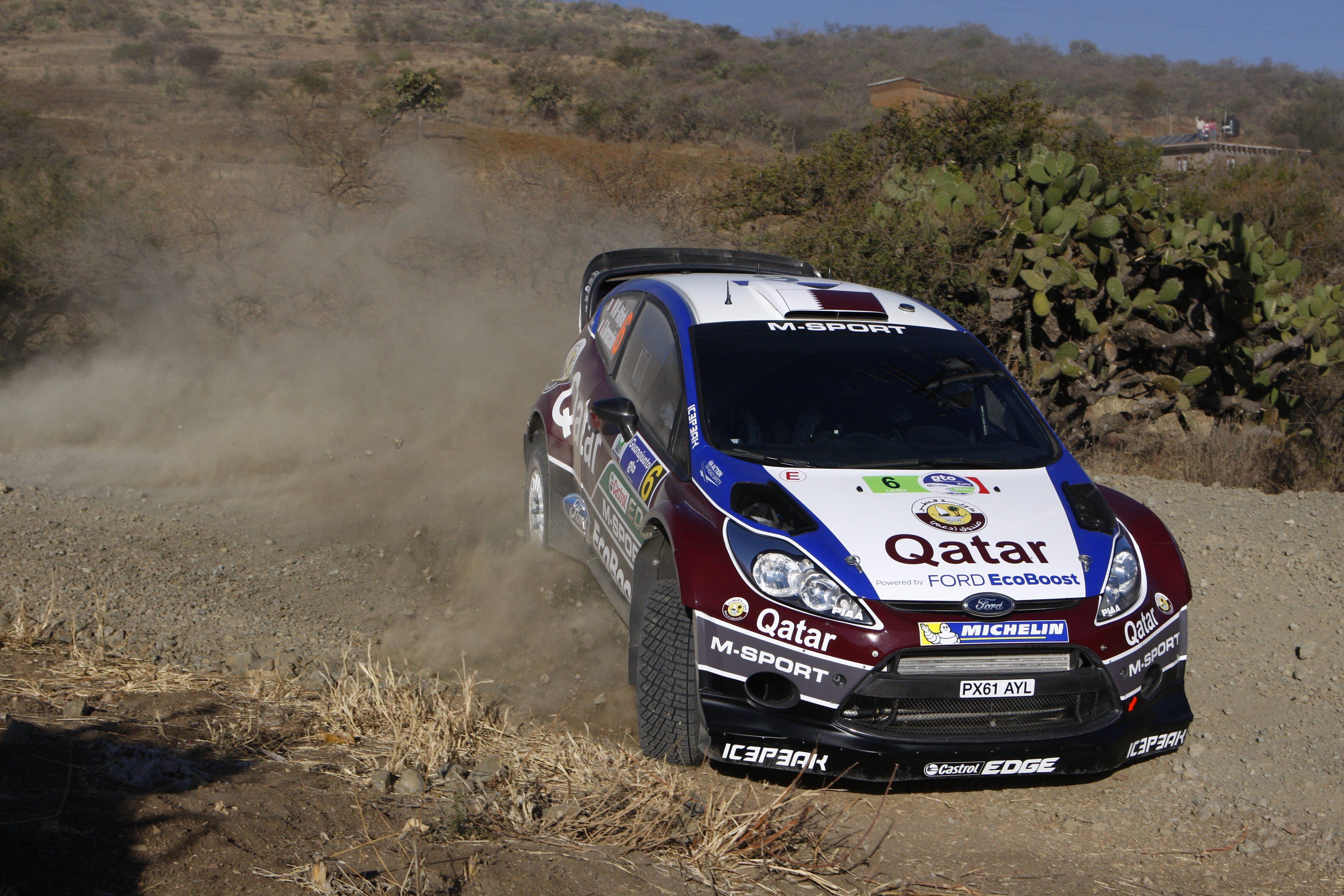 Rallye de México-Domingo