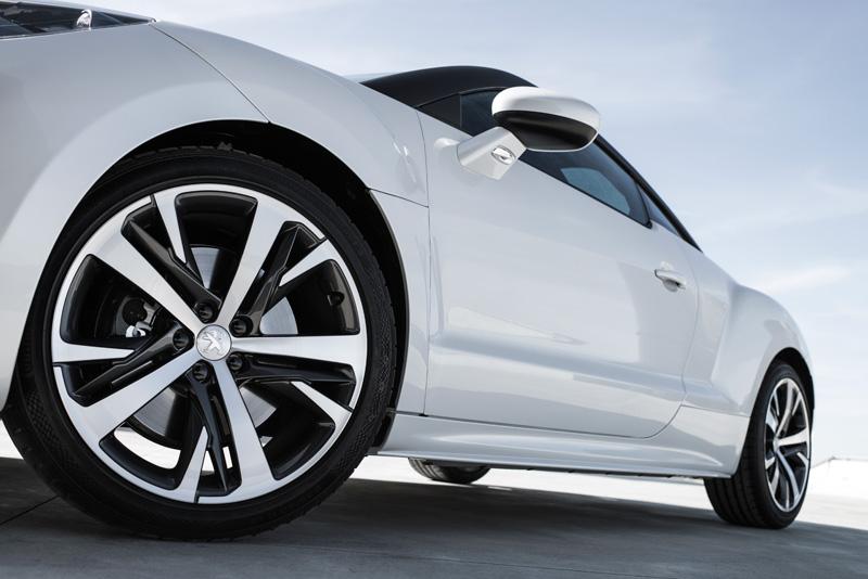 Peugeot RCZ 2013