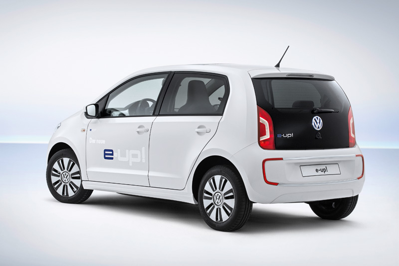 Volkswagen e-up, el primer eléctrico de Volkswagen