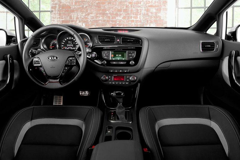 Contacto: Kia pro_ceed 1.6 CRDi, funcionalidad coupé