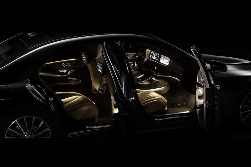 Interior Mercedes Clase S 2014