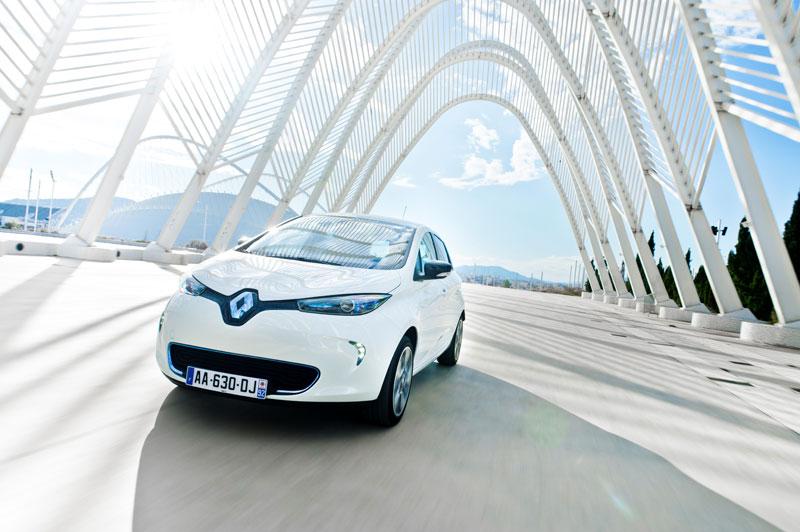 Contacto: Renault Zoe