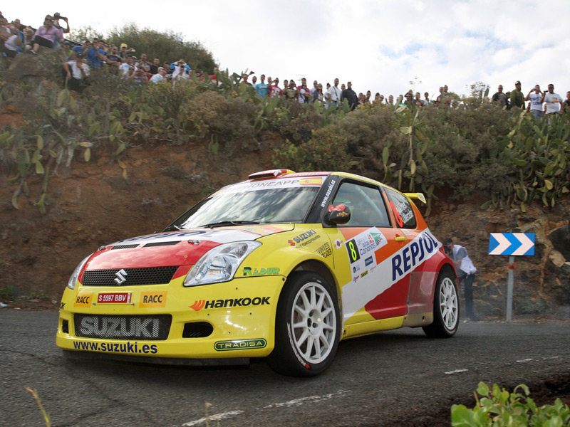 Rallye de Canarias - Previo