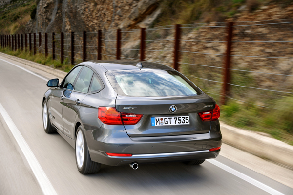 Contacto: BMW Serie 3GT