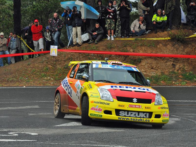 Rallye de Canarias - Primera etapa