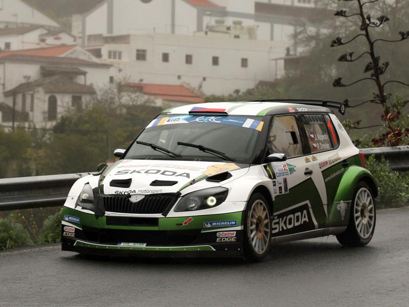 Rallye de Canarias - Segunda etapa