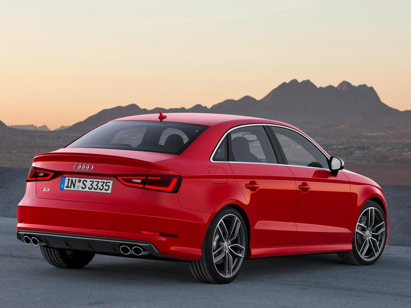 Фото Audi S3 Sedan.