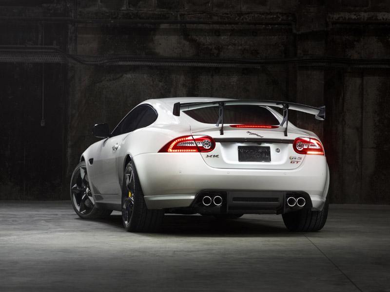 Jaguar XKR-S GT, la versión más radical