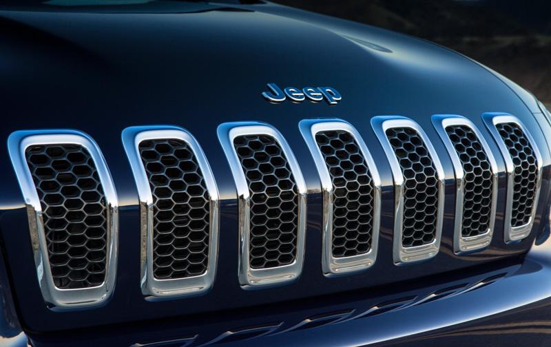 Nuevo Jeep Cherokee 2014