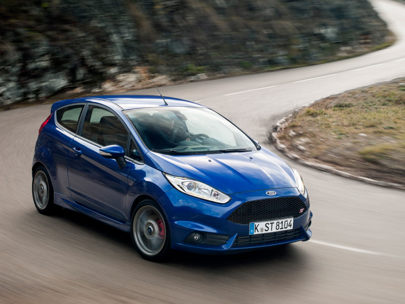 Ford Fiesta ST: contacto