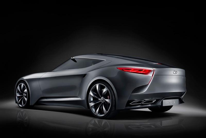 Hyundai HND-9, el Génesis Coupé II