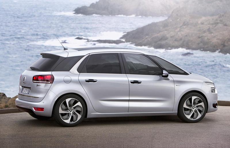 Citroën C4 Picasso II
