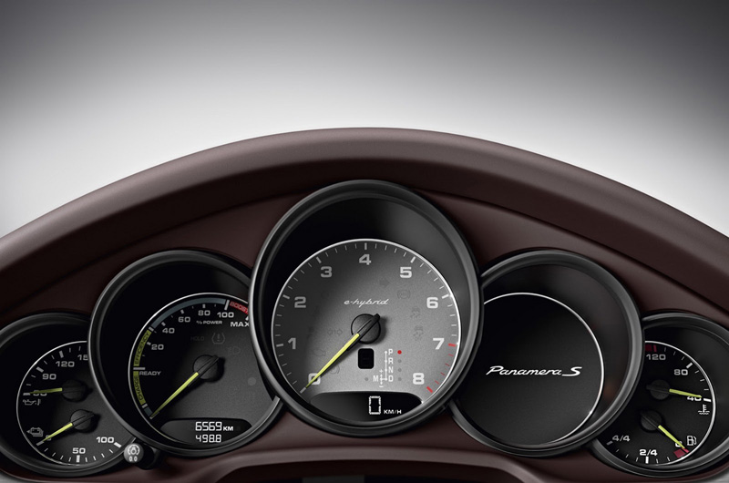 Nuevo Porsche Panamera 2014