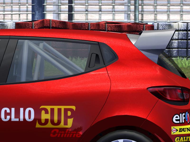"""Renault Clio Cup """"online"""": de carreras por la red"""