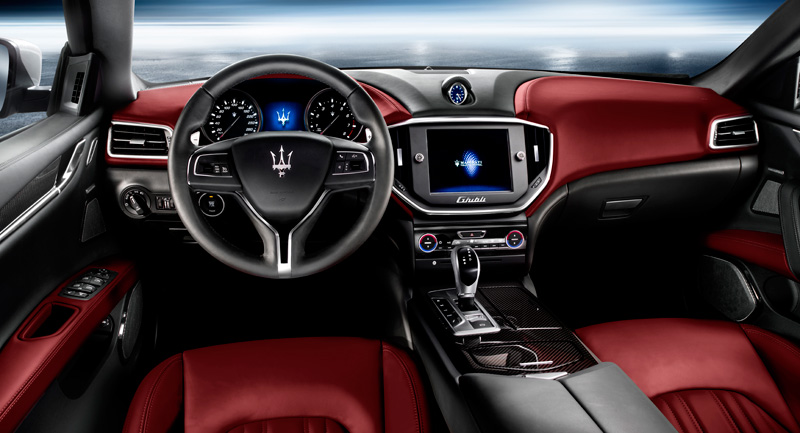 Maserati Ghibli, nueva berlina deportiva