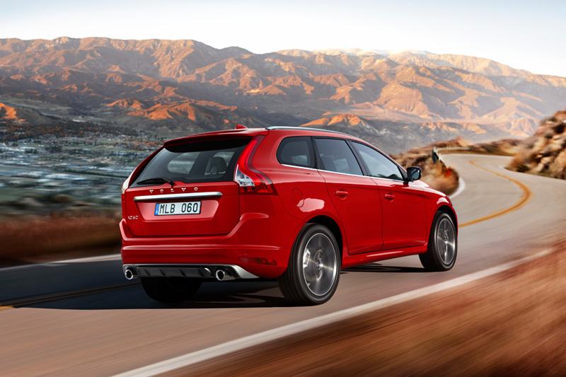 Volvo S60, V60 y XC60 R-Design