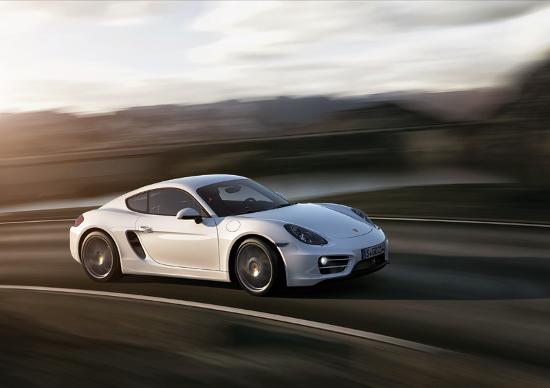 Nuevo Porsche Cayman II, en España