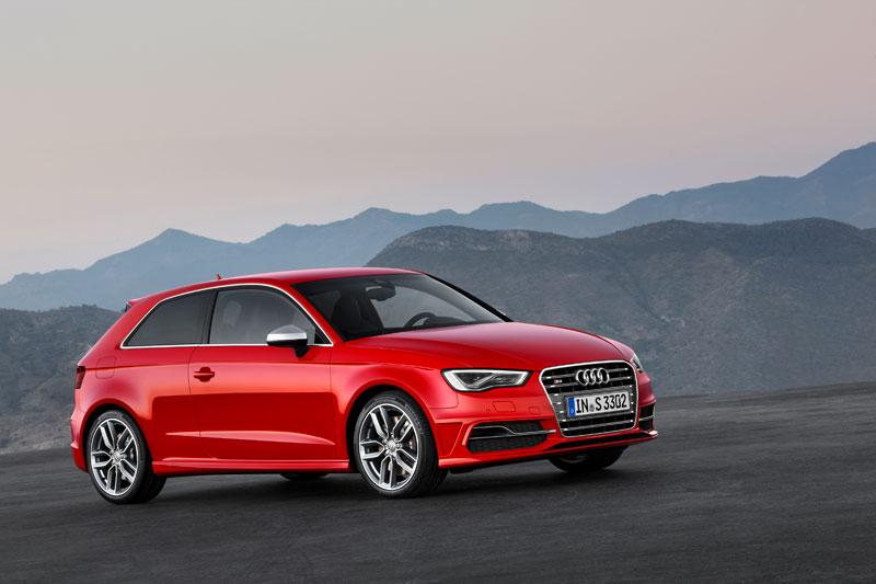 Contacto: Audi S3, poderío interior