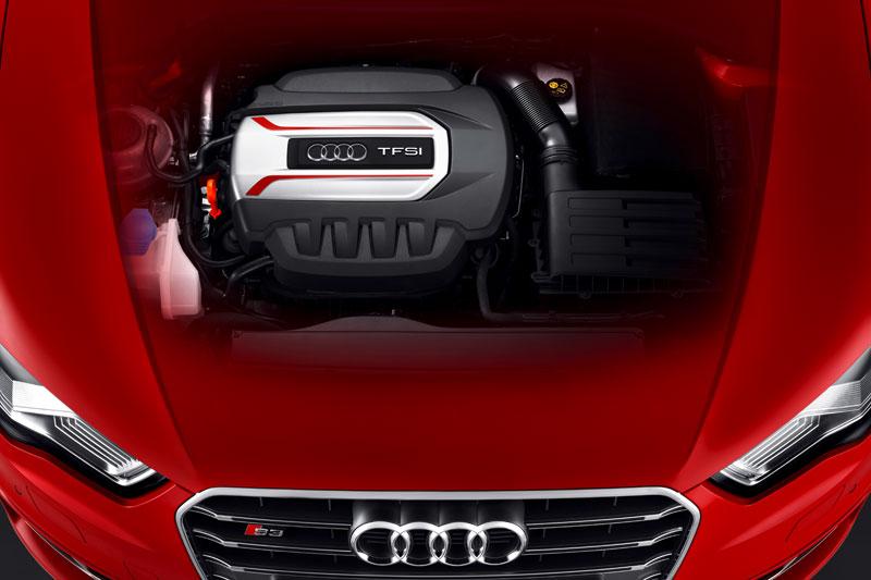 Audi S3 nuevo