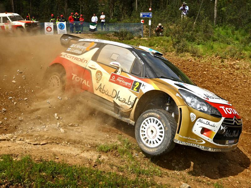Rallye de Portugal 2013, sábado
