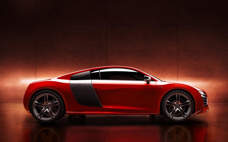 El Audi R8 e-tron de Iron Man