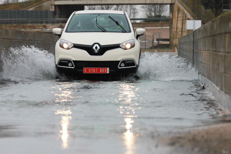 Nuevo Renault Captur, puesta a punto