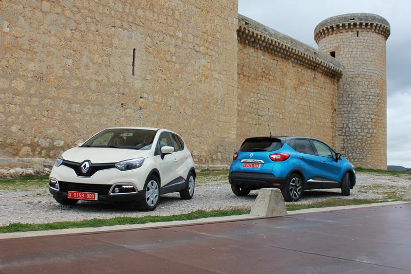 Renault Captur validación