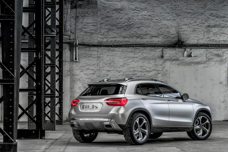 Mercedes GLA, nuevo SUV compacto premium