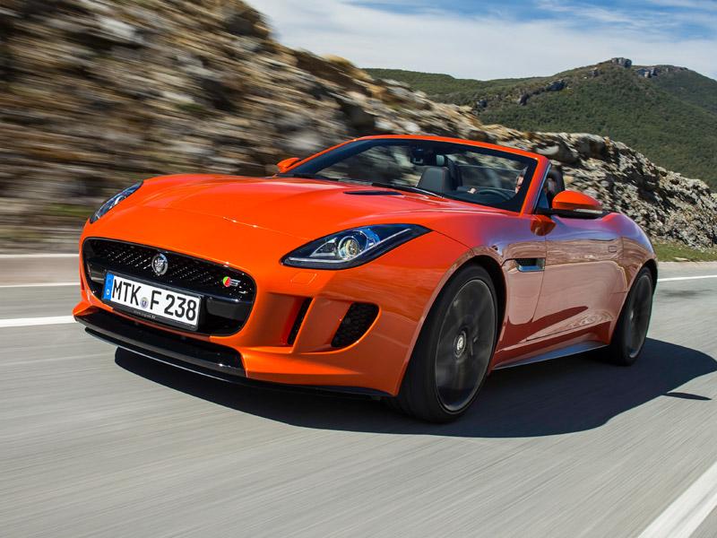 Jaguar F-Type, lo conducimos