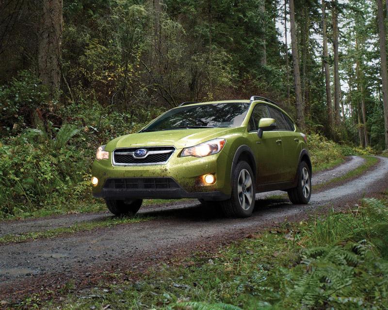 El primer híbrido de Subaru