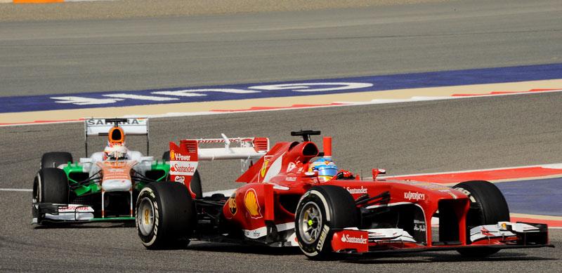 Análisis GP Baréin 2013