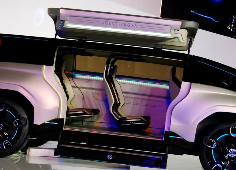 Volkswagen 4Fun Concept