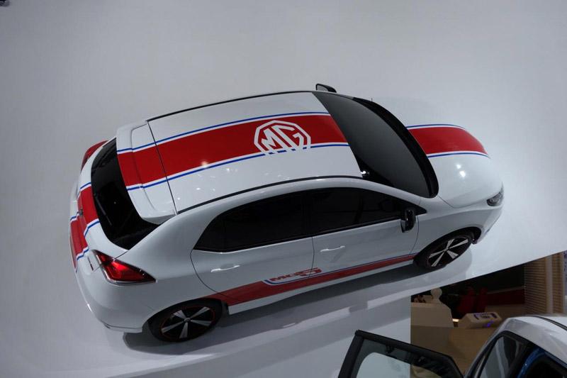 MG3 Supermini Concept