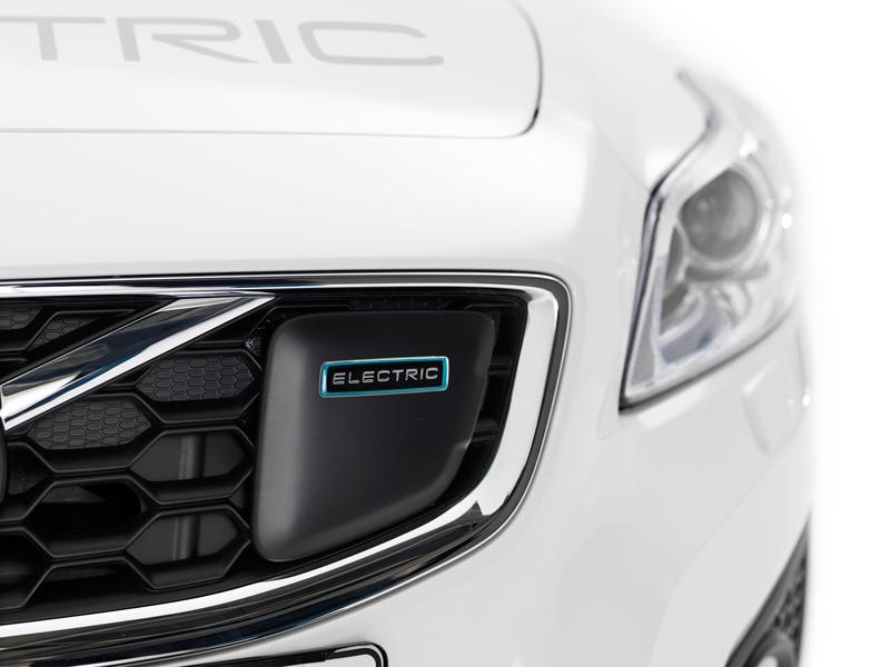 Volvo C30 eléctrico 2013