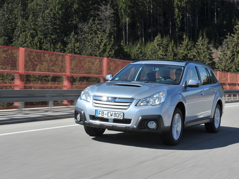 Subaru Outback 2.0D AWD Lineartronic, contacto