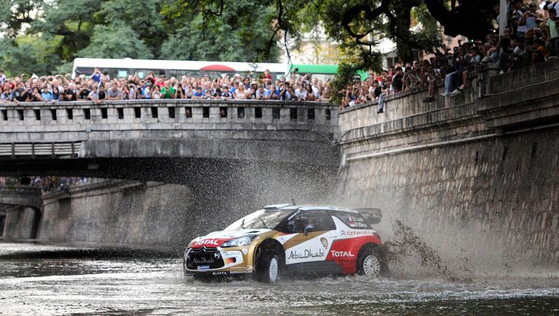 Rallye de Argentina: Previo