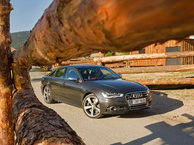 Audi S6 4.0 TFSi Quattro Stronic, prueba