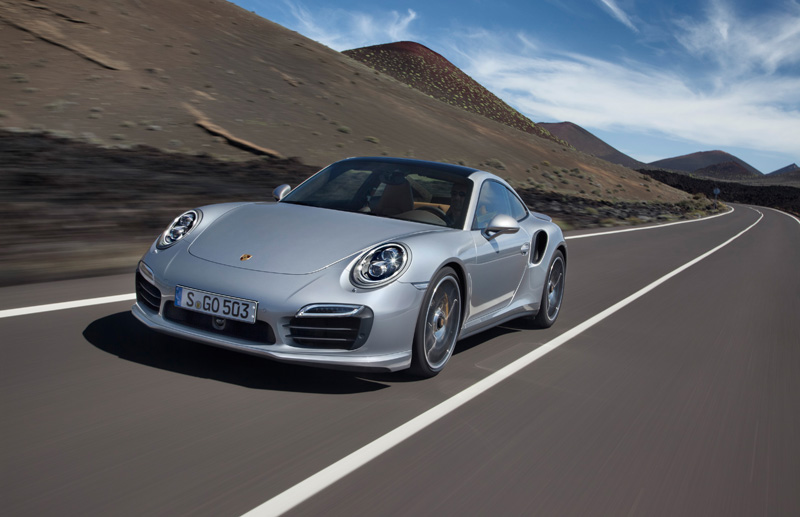 Nuevo Porsche 911 Turbo 2013, ¡impresionante!
