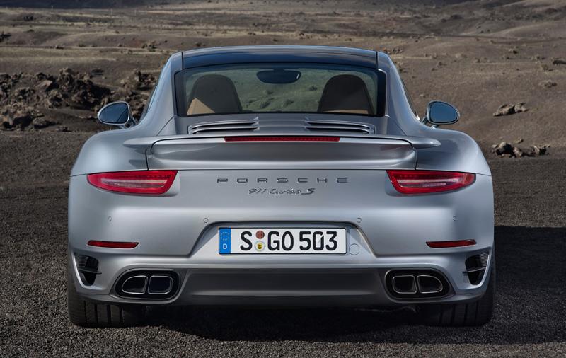 Porsche 911 Turbo VII