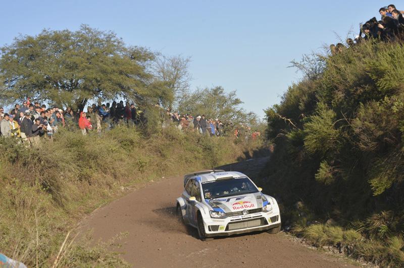 Rallye de Argentina 2013: viernes