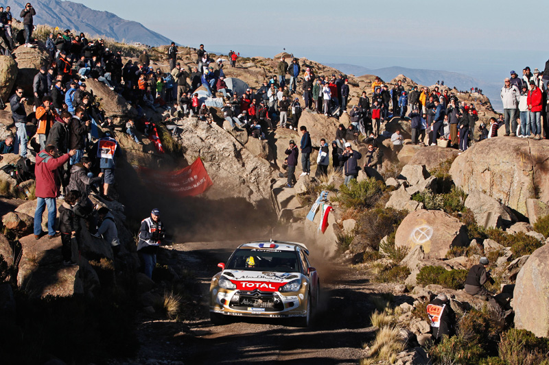 Rallye de Argentina 2013: sábado