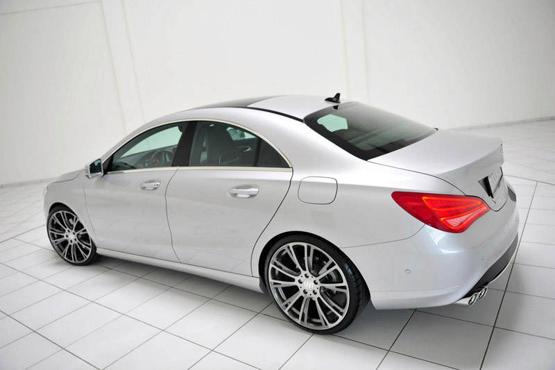 Mercedes CLA por Brabus