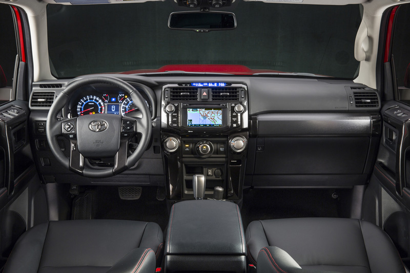 Toyota 4Runner 2014, mejora en todo