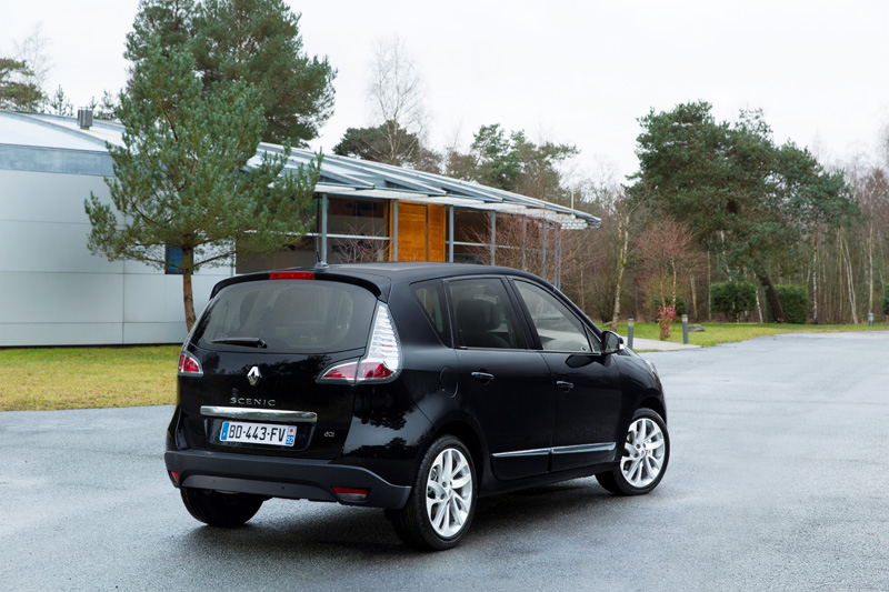 Renault Scénic y Grand Scénic 2013