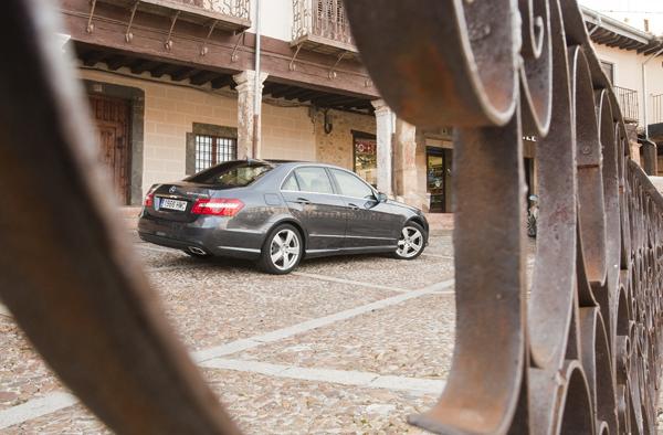 Comparativa: Audi A6 Hybrid vs Mercedes E 300 BlueTec Hybrid, consumos congelados