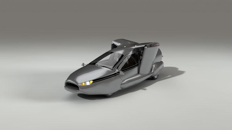 Terrafugia TF-X
